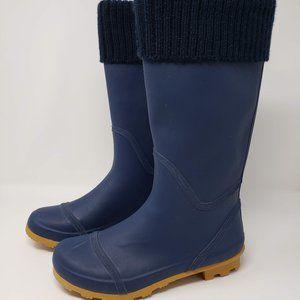 Henry Ferrera Blue Rainboots